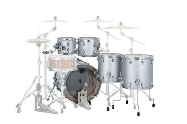 Saturn Evolution Iridium Silver 5pc2