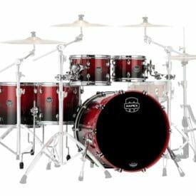 Mapex Saturn 2020 5pc Scarlet Fade