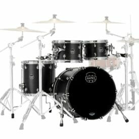 Saturn 2020 4pc Satin Black