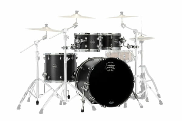 Saturn 2020 4pc Short Stack Satin Black