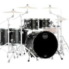 Saturn 2020 5pc Satin Black