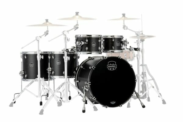 Saturn 2020 Short Stack 5pc Satin Black