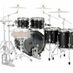 Saturn 2020 Short Stack 5pc Satin Black 2