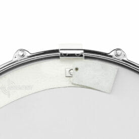 Snareweight M80 Drum Dampener (White)2