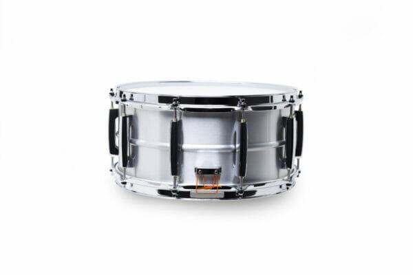Pearl Sensitone Heritage Alloy 14x6.5 Beaded Aluminium Snare