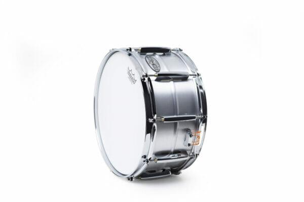 Pearl Sensitone Heritage Alloy 14x6.5 Beaded Aluminium Snare4