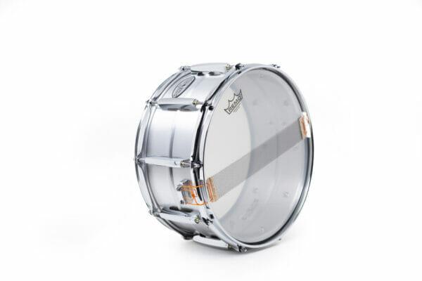 Pearl Sensitone Heritage Alloy 14x6.5 Beaded Aluminium Snare2