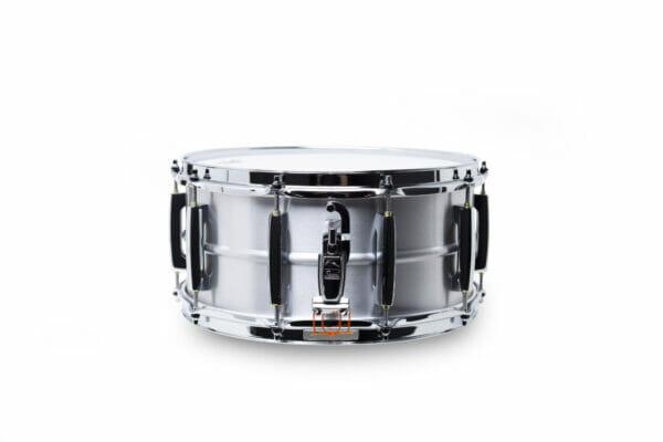 Pearl Sensitone Heritage Alloy 14x6.5 Beaded Aluminium Snare5