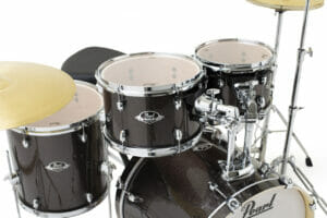 Pearl Export EXX 20 LA Fusion Drum Kit with Sabian SBR Cymbal Pack - Night Sky Sparkle6