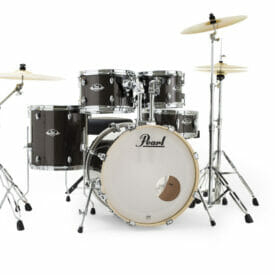 Pearl Export Black Sparkle 20