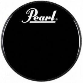 Pearl 20 Black Bass Drum Reso Head