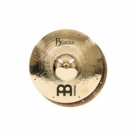Meinl Byzance Brilliant 13 inch Fast Hi-Hat Cymbal - Thomas Lang Signature Model
