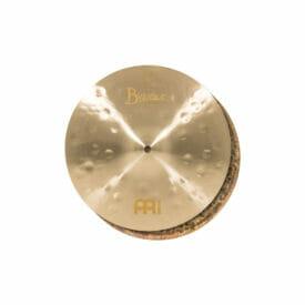 Meinl Byzance Jazz 13 inch Thin Hi-Hat Cymbal