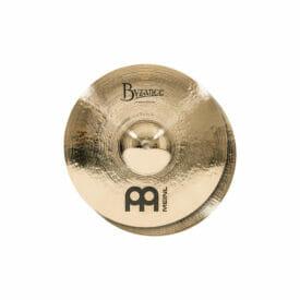 Meinl Byzance Brilliant 13 inch Medium Hi-Hat Cymbal