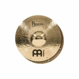 Meinl Byzance Brilliant 14 inch Fast Hi-Hat Cymbal - Thomas Lang Signature Model