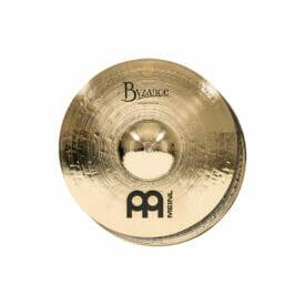 Meinl Byzance Brilliant 14 inch Medium Hi-Hat Cymbal