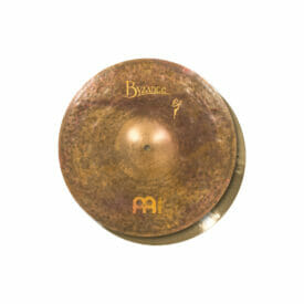 Meinl Byzance Vintage 14 inch Sand Hat Cymbal - Benny Greb Signature Model