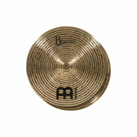 Meinl Byzance Dark 14 inch Spectrum Hi-Hat Cymbal - Rodney Holmes Signature Model