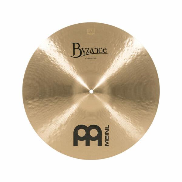 Meinl Byzance Traditional 18 inch Medium Crash Cymbal