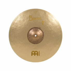 Meinl Byzance Vintage 18 inch Thin Sand Crash Cymbal - Benny Greb Signature Model