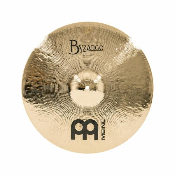 Meinl Byzance Brilliant 18 inch Thin Crash Cymbal