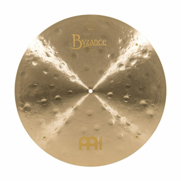 Meinl Byzance Jazz 20 inch Club Ride Cymbal - Wolfgang Haffner Signature Model