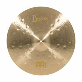 Meinl Byzance Jazz 20 inch Medium Thin Crash Cymbal