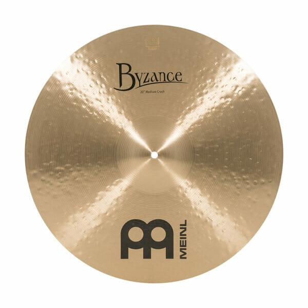Meinl Byzance Traditional 20 inch Medium Crash Cymbal