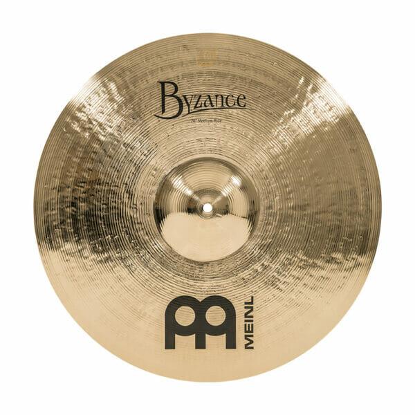 Meinl Byzance Brilliant 20 inch Medium Ride Cymbal