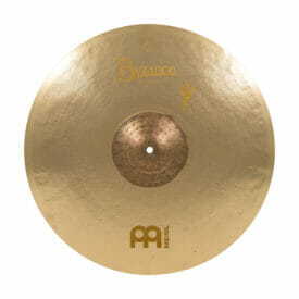 Meinl Byzance Vintage 20 inch Sand Ride Cymbal - Benny Greb Signature Model