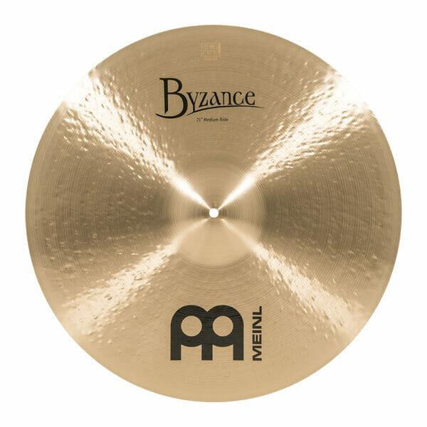 Meinl Byzance Traditional 21 inch Medium Ride Cymbal