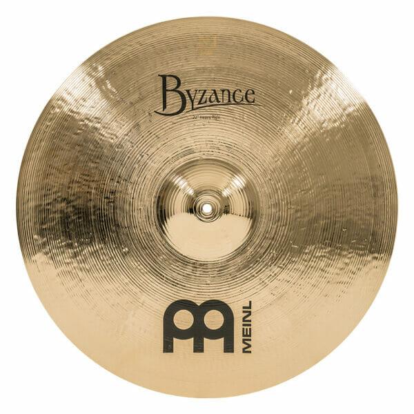 Meinl Byzance Brilliant 22 inch Heavy Ride Cymbal