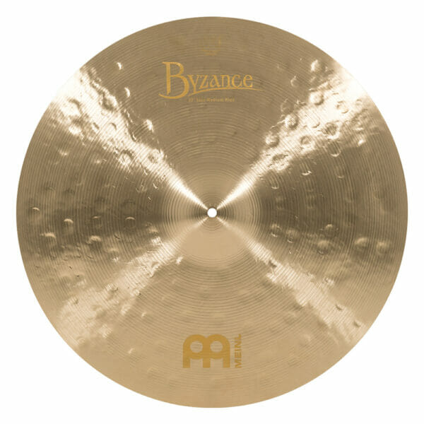 Meinl Byzance Jazz 22 inch Medium Ride Cymbal