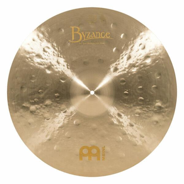 Meinl Byzance Jazz 22 inch Medium Thin Ride Cymbal