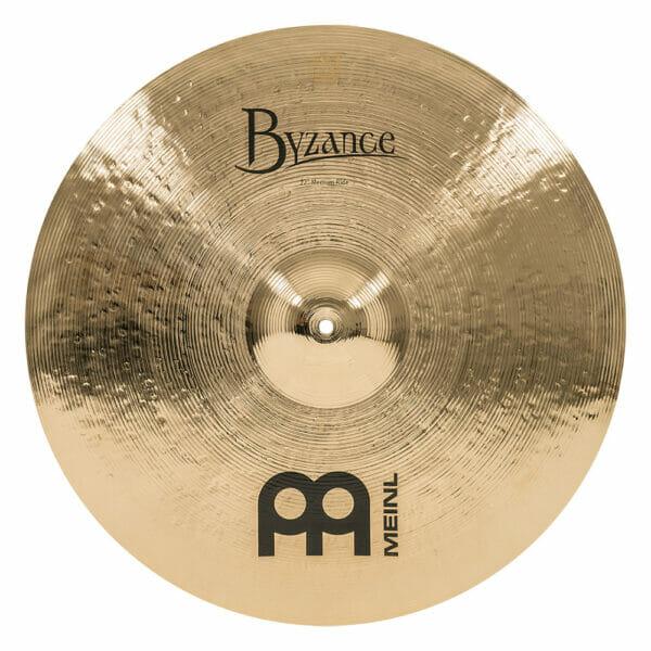 Meinl Byzance Brilliant 22 inch Medium Ride Cymbal