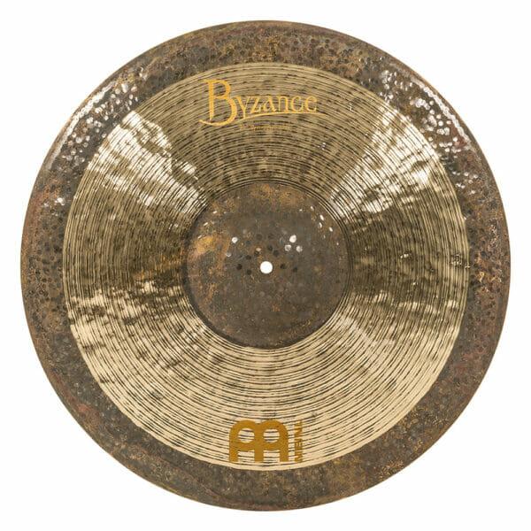 Meinl Byzance Jazz 22 inch Symmetry Ride Cymbal - Ralph Peterson Signature Model