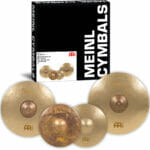 Meinl Byzance Benny Greb Sand Cymbal Set (B14SAH, B18SATC, B20SAR)