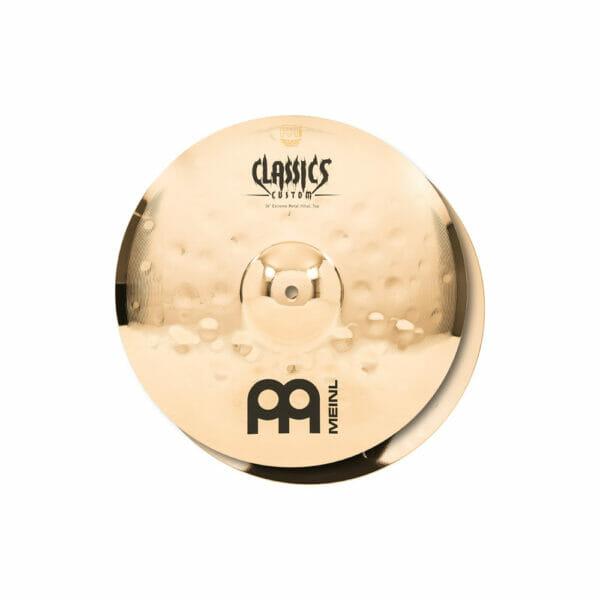 Meinl Classics Custom Extreme Metal Series 14 inch Hi-Hat Cymbal