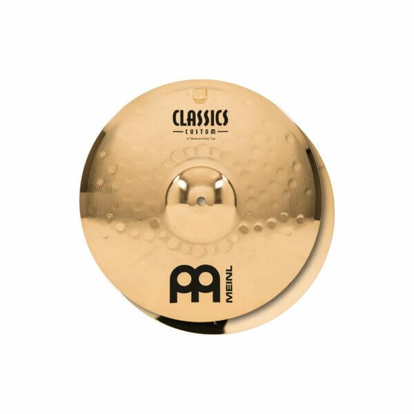 Meinl Classics Custom 14 inch Medium Hi-Hat Cymbal
