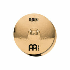 Meinl Classics Custom 14 inch Powerful Hi-Hat Cymbal
