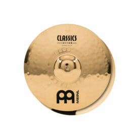 Meinl Classics Custom 15 inch Medium Hi-Hat Cymbal