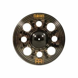Meinl Classics Custom Dark 16 inch Trash Crash Cymbal