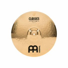 Meinl Classics Custom 16 inch Medium Crash Cymbal