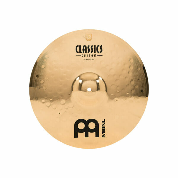 Meinl Classics Custom 16 inch Medium Crash Cymbal