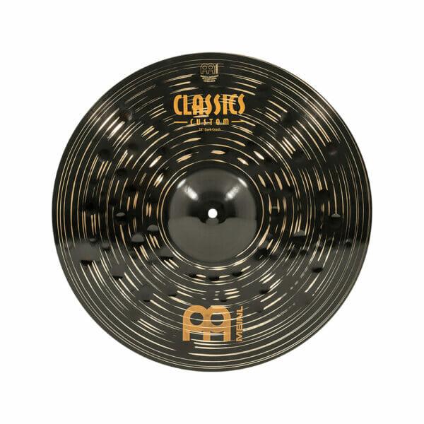 Meinl Classics Custom Dark 18 inch Crash Cymbal