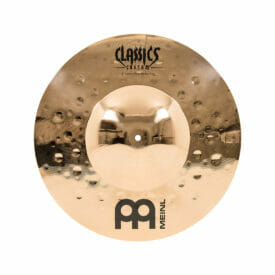 Meinl Classic Customs Extreme Metal Series 18 inch Extra Big Bell Ride Cymbal