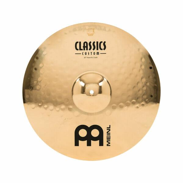 Meinl Classics Custom 18 inch Powerful Crash Cymbal