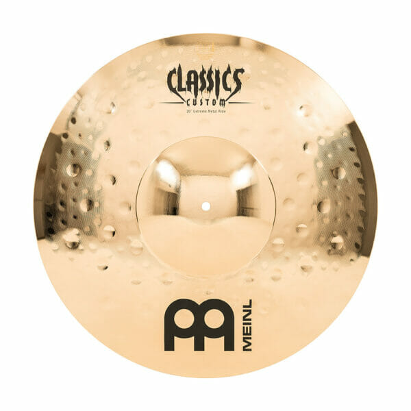 Meinl Classics Custom Extreme Metal Series 20 inch Ride Cymbal
