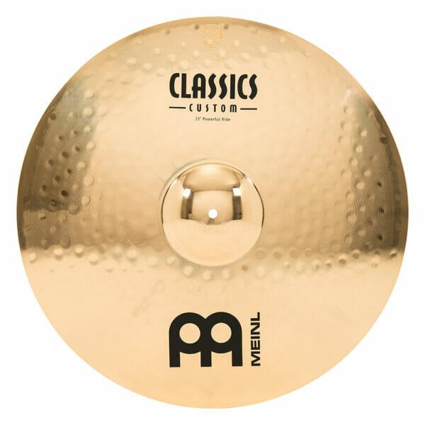 Meinl Classics Custom 22 inch Powerful Ride Cymbal