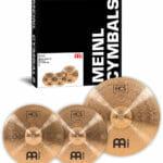 Meinl HCS Bronze Basic Cymbal Set (14 inch Hi-Hat, 18 inch Crash-Ride)